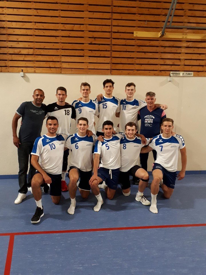 Finale 100% ASUM au championnat de france Elite 2019 de volleyball