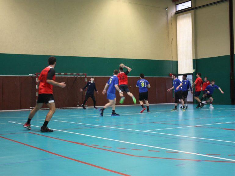 Handball Championnat de conférence